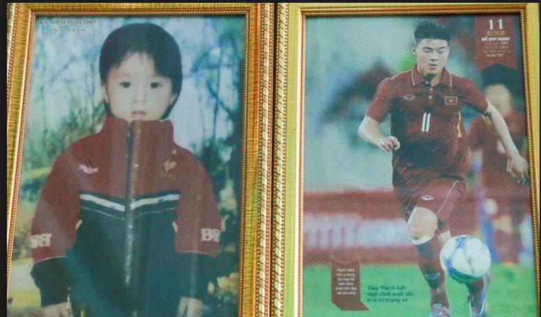 Tiểu sử Đỗ Duy Mạnh - Chàng cầu thủ điển trai của bóng đá Việt