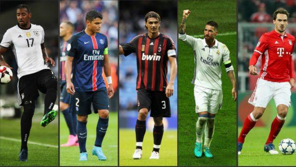 trung vệ xuất sắc nhất thế giới