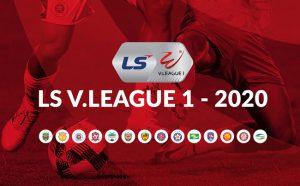 Tổng hợp bảng xếp hạng V league