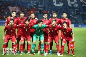 bảng xếp hạng U23 châu Á 2020