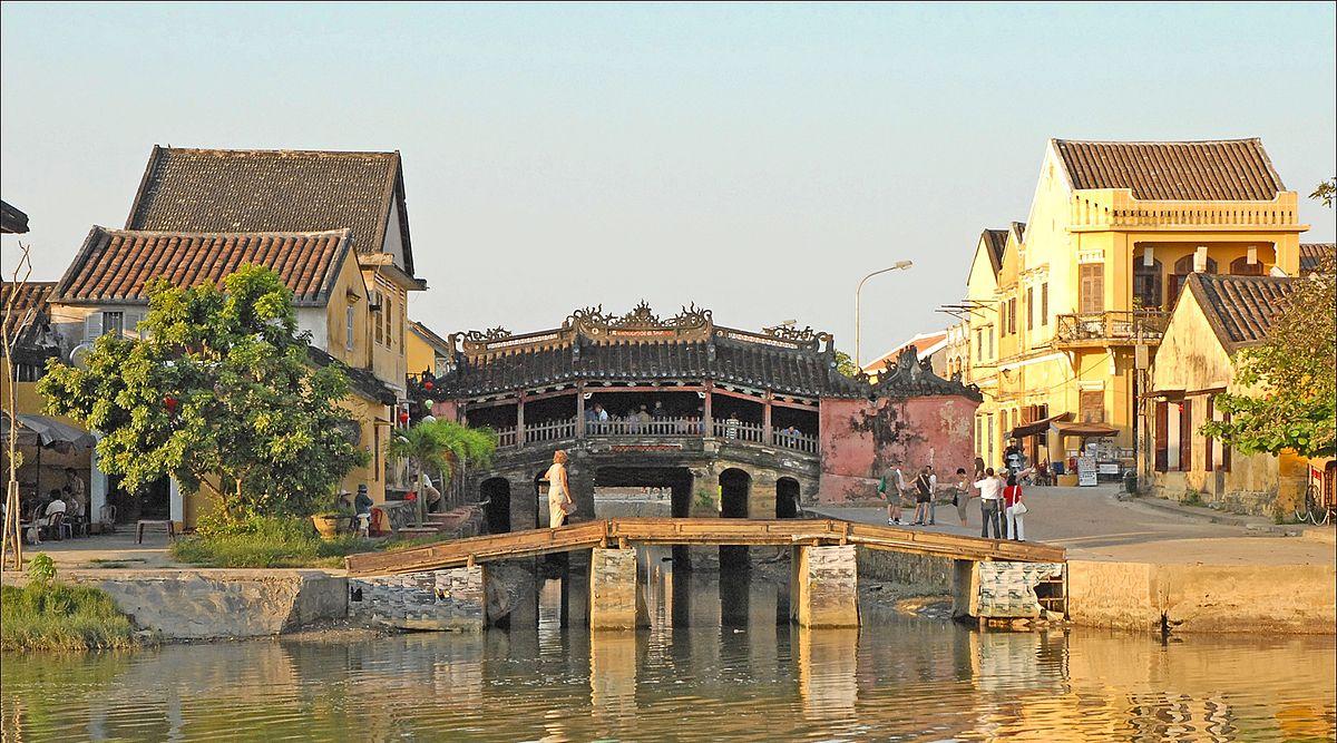 Chùa Cầu là một trong những điểm tham quan lý tưởng khi du lịch Đà Nẵng - Hội An