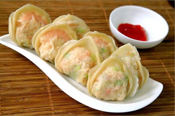 Món ăn Trung Quốc – Hoành Thánh