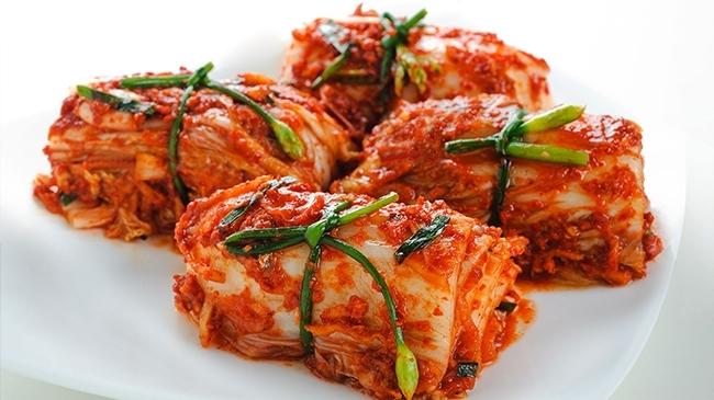 Món Kim Chi Hàn Quốc